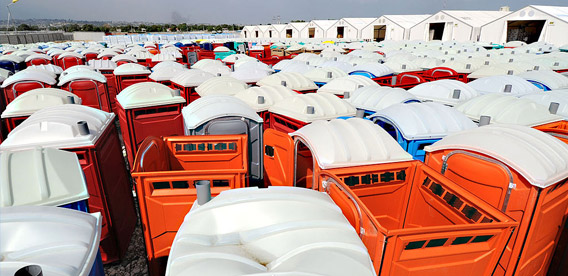Champion Portable Toilets in Niagara Falls,  NY